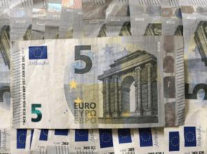 Sparen mit der 5-Euro-Sparmethode